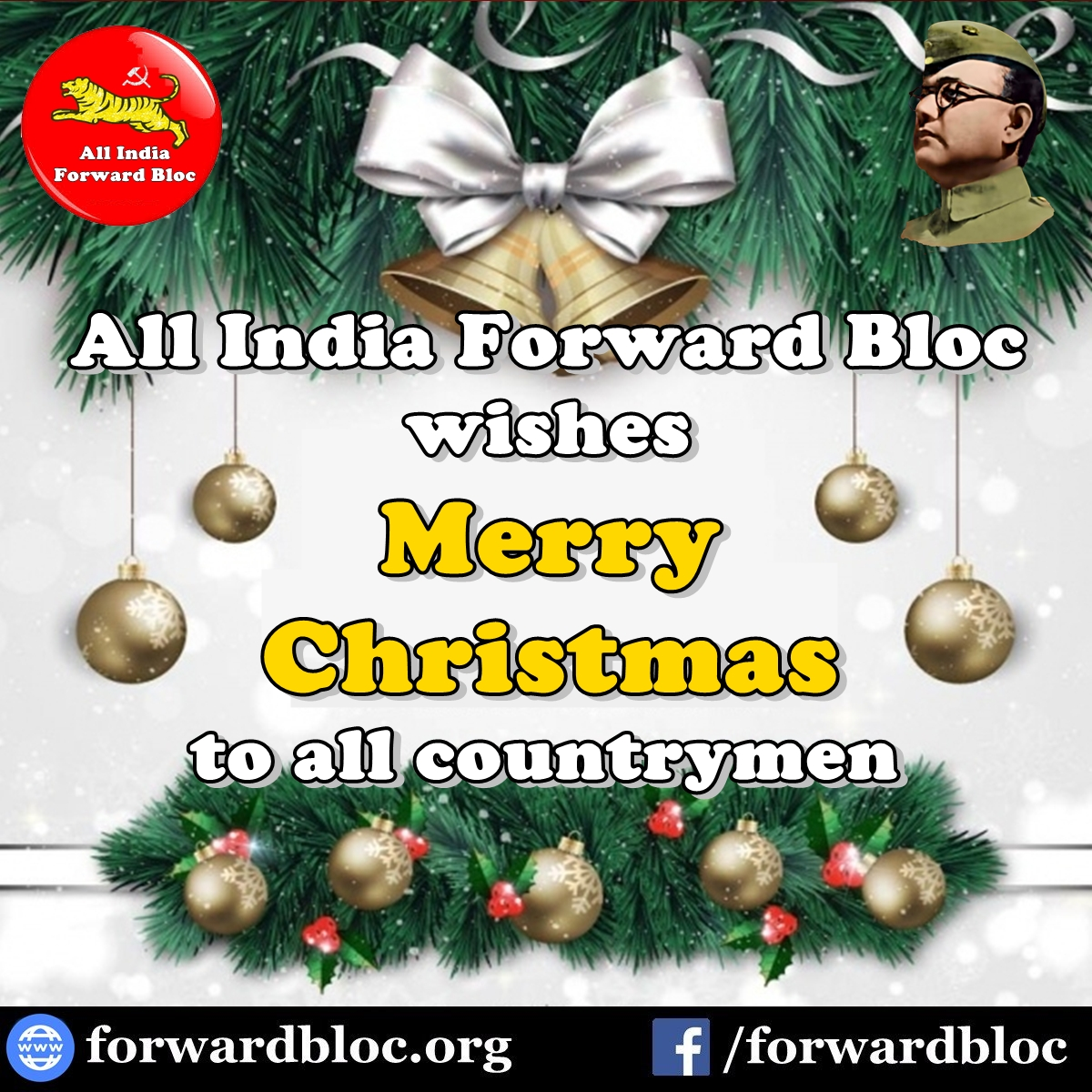 Merry Christmas to All Countrymen – AIFB